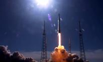 SpaceX wysłał w kosmos kolejną rakietę