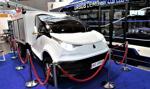 Ursus wyprodukuje dostawczy samochód elektryczny. Jest umowa z H.Cegielski-Poznań