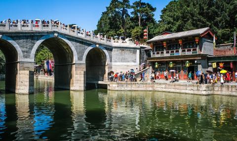 Chiny oczekują ożywienia w turystyce