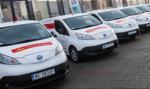 Poczta Polska dostarczy paczki e-autami