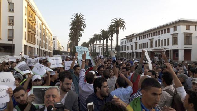 Maroko: silne protesty po śmierci handlarza, któremu policja skonfiskowała ryby
