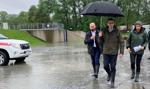 Premier: Módlmy się, żeby ten deszcz przestał padać