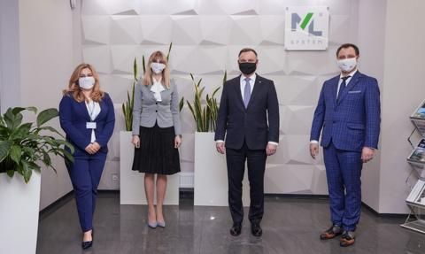 ML System szacuje, że miał w '20 ok. 22,1 mln zł EBITDA