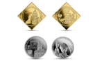 Złota moneta z Janem Pawłem II za 18 500 zł