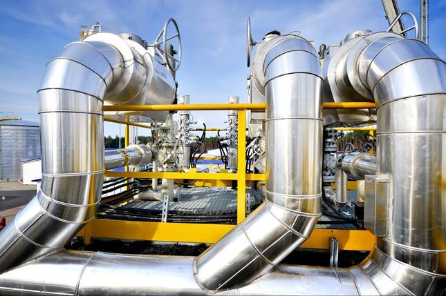 Połączenie gazowe Polska - Słowacja