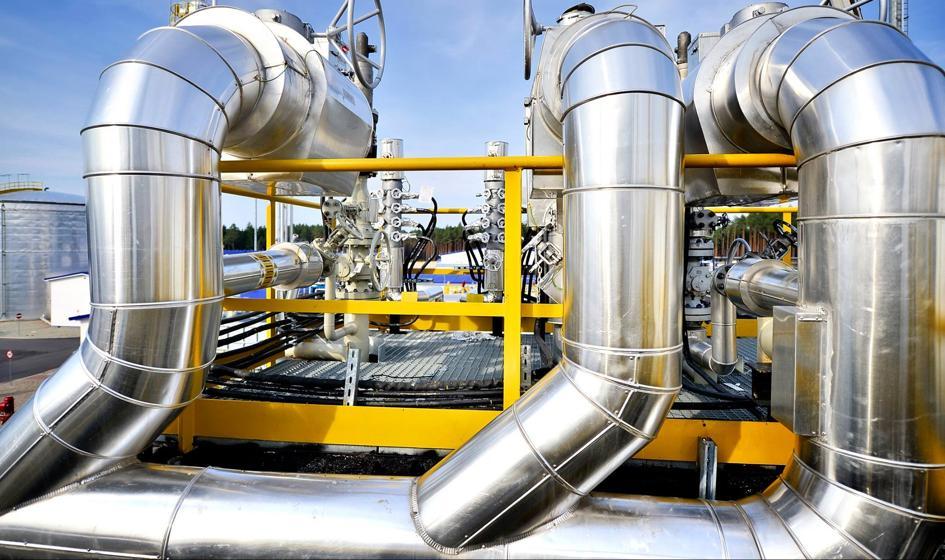 Węgry i Serbia połączyły rurociągi, by popłynął rosyjski gaz