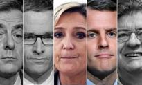 Francja: wybory prezydenckie 2017 - I tura
