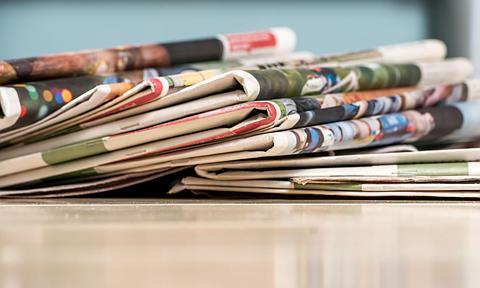 Sprzedaż dzienników w czerwcu spadła rdr o 16,2 proc.
