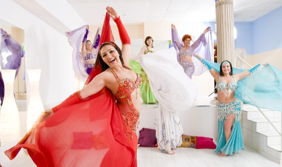 Kobiecy pomysł na biznes: szkoła tańca orientalnego