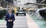 Morawiecki w Gliwicach: To kolejny milowy krok do odbudowy potencjału polskiej armii