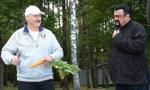 Steven Seagal zamieszka na Białorusi? Aktor kupił całe piętro w mińskim wieżowcu