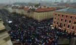Czarny protest. Tysiące Polek przeciwko całkowitemu zakazowi aborcji