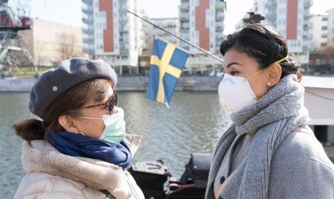 W Sztokholmie przełamanie trendu. Rośnie liczba zakażeń koronawirusem
