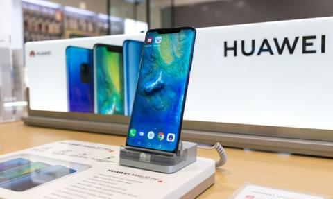 Ceny smartfonów Huawei w Chinach rosną po nałożeniu restrykcji przez USA
