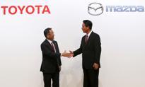 Toyota i Mazda zakładają nową spółkę. Wspólnie wyprodukują części do samochodów elektrycznych