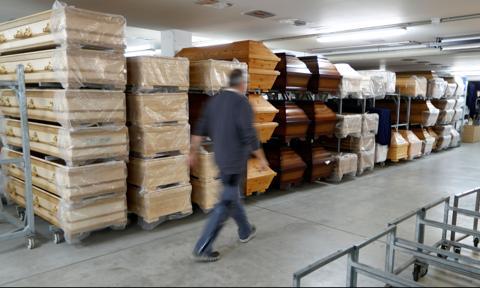 Rząd Aragonii zebrał ponad 100 mln euro z podatku od spadków podczas pandemii