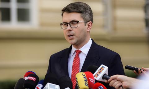 Müller: Mąż Cimanouskiej otrzymał polską wizę humanitarną