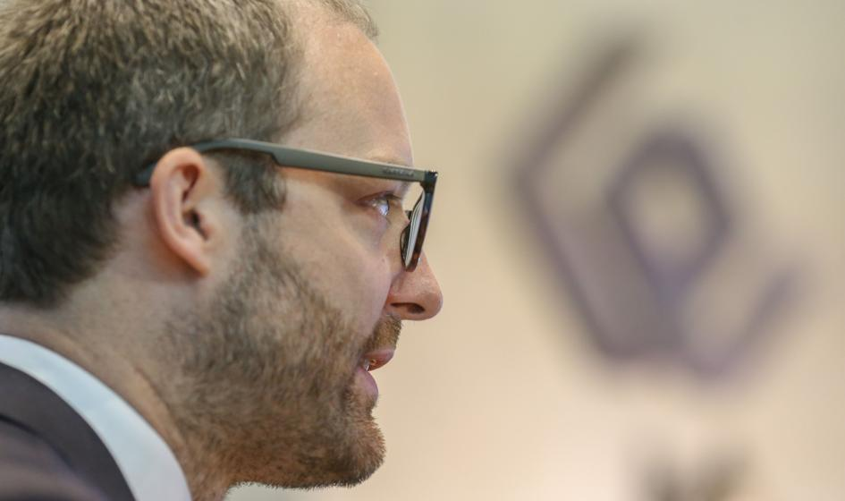 Prezes GPW Marek Dietl zakażony koronawirusem