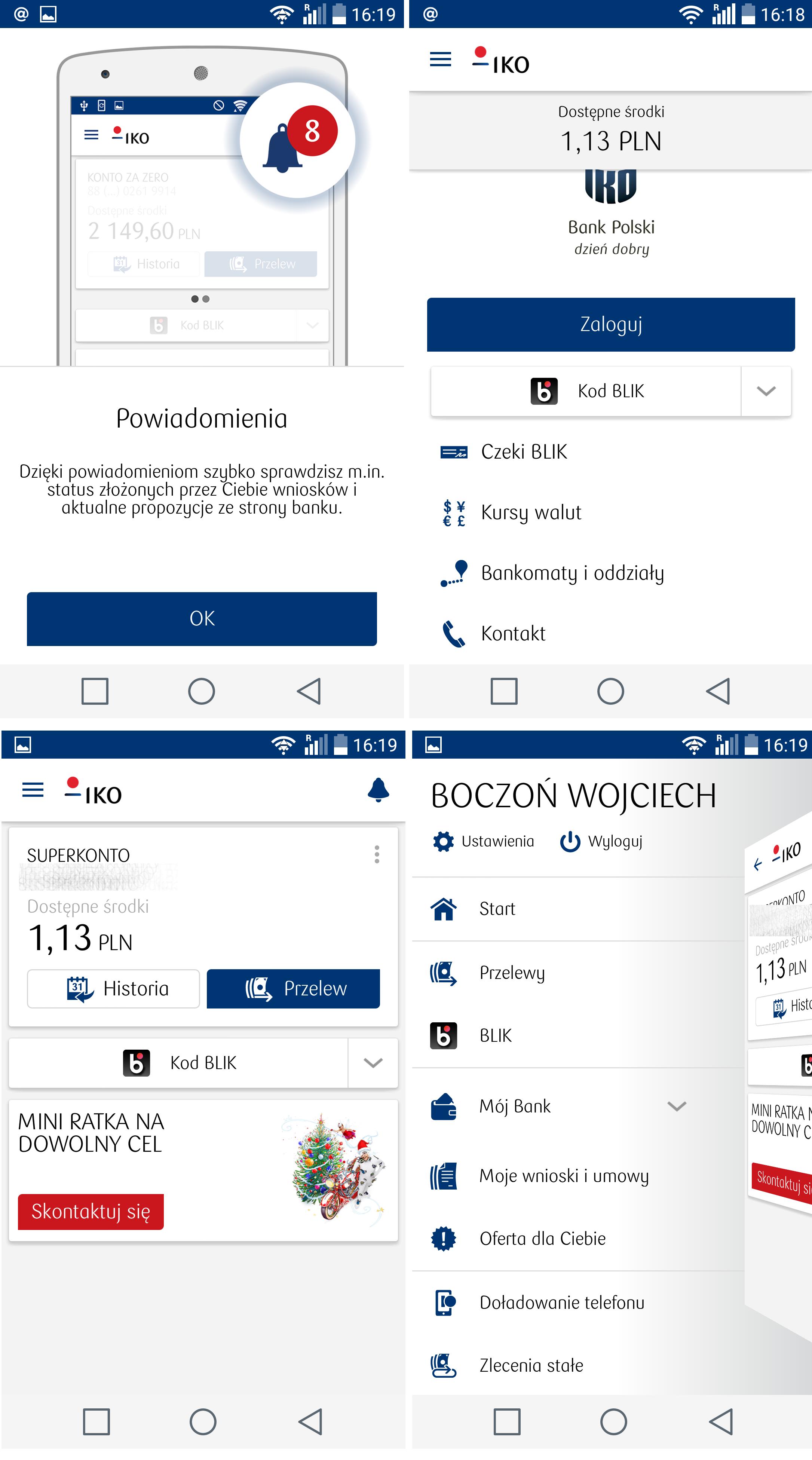 Pko Bp Zaprezentowal Nowa Aplikacje Mobilna Iko Bankier Pl