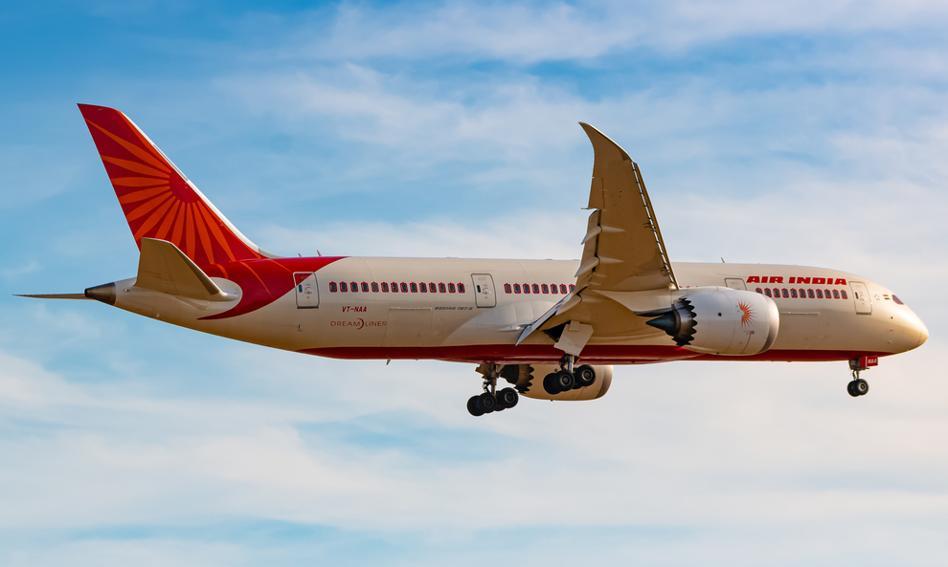 Zhakowano dane pasażerów Air India z ostatnich 10 lat