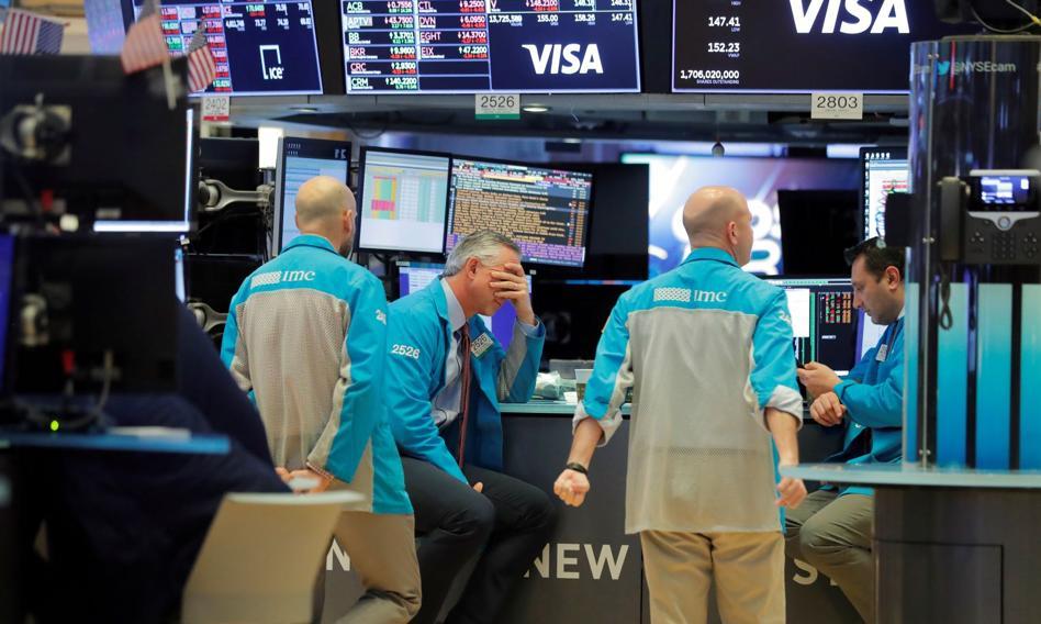 S&P 500 tuż pod szczytem, Nasdaq mocno w górę