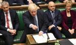 Johnson chce, by posłowie głosowali dziś nad umową z UE