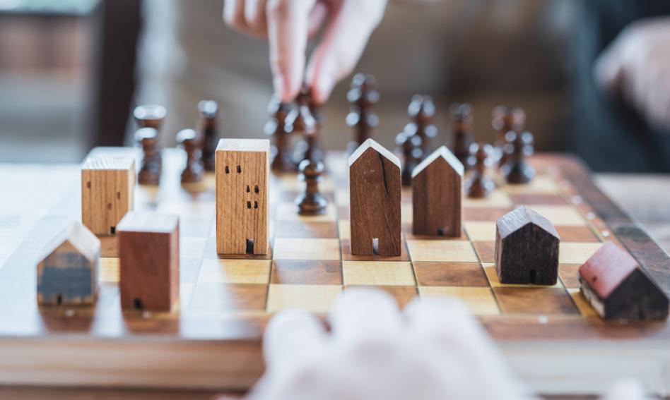 Kredyty hipoteczne – przy minimalnym wkładzie nadal drogo