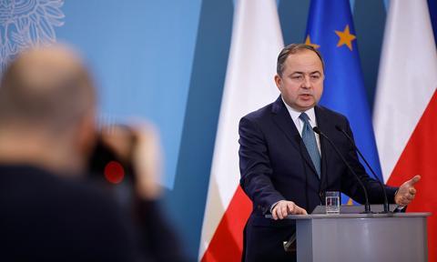 Szymański: Zyski Polski z integracji europejskiej są 10-krotnie wyższe niż bilans transferów bezpośrednich