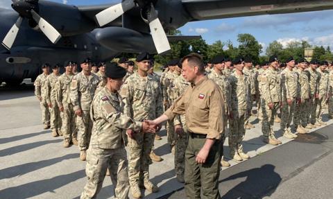 Polskie wojsko oficjalnie zakończyło misję w Afganistanie