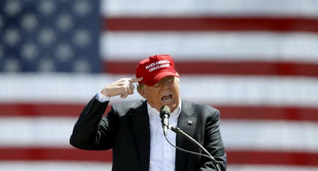 Młody Brytyjczyk chciał zabić Donalda Trumpa