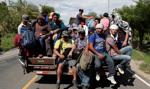 Wenezuela: Maduro odpiera zarzuty o finansowanie karawany migrantów