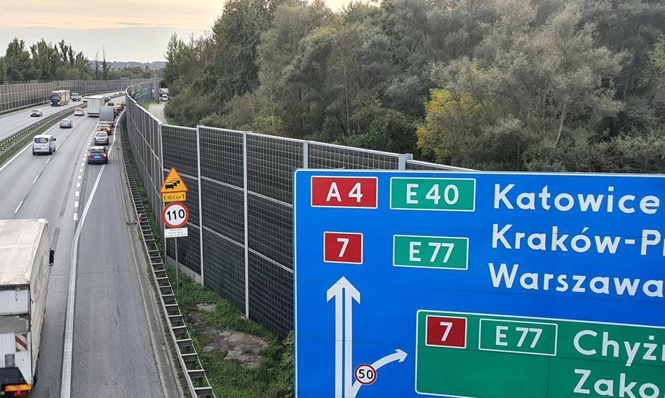 GDDKiA wybrała wykonawcę trzeciego pasa na odcinku A4