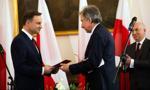 Andrzej Duda odebrał uchwałę o wyborze na prezydenta RP