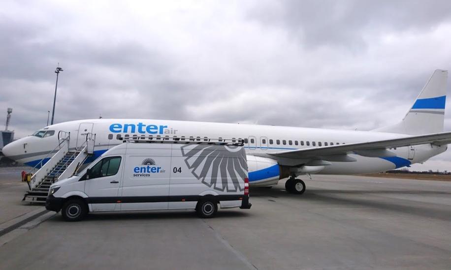 Enter Air: Spadek przychodów w I kw.  wyniósł 59 proc. r/r