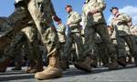 Żołnierze nie lubią WF-u