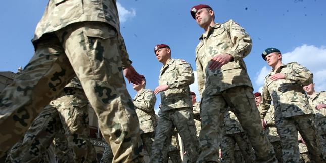 Wysokość rekompensaty i dziennego żołdu za ćwiczenia wojskowe