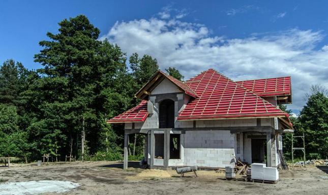Budowa domu droższa od 2017 roku