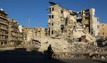 Syria: rządowe media oskarżają rebeliantów o użycie gazu bojowego