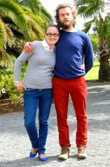 Agnieszka i Jan Lewtak - Polacy w RPA