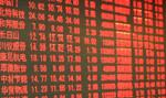 Ostre spadki na chińskiej giełdzie