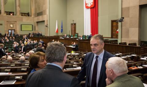 8 mln złotych odpraw dla byłych parlamentarzystów