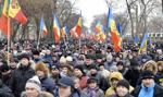 Mołdawia: ok. 15 tys. ludzi domagało się przedterminowych wyborów