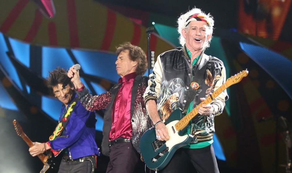 The Rolling Stones zapowiadają powrót na scenę po przerwie spowodowanej pandemią