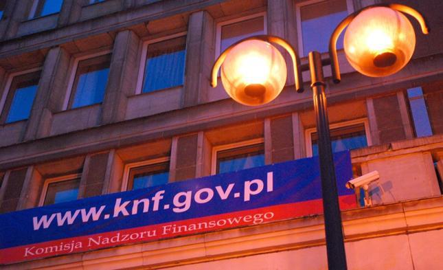 KNF nałożyła kary na Noble Securities i Wikanę