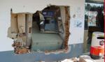 Traktor albo gaz – jak atakuje się bankomaty?