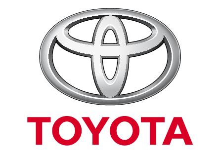 Logotyp Toyota Bank