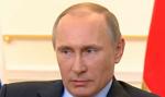Putin: Cele zagrażające siłom rosyjskim w Syrii będą niszczone
