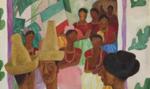 Rekordowa cena na aukcji za Diego Riverę z kolekcji Rockefellera
