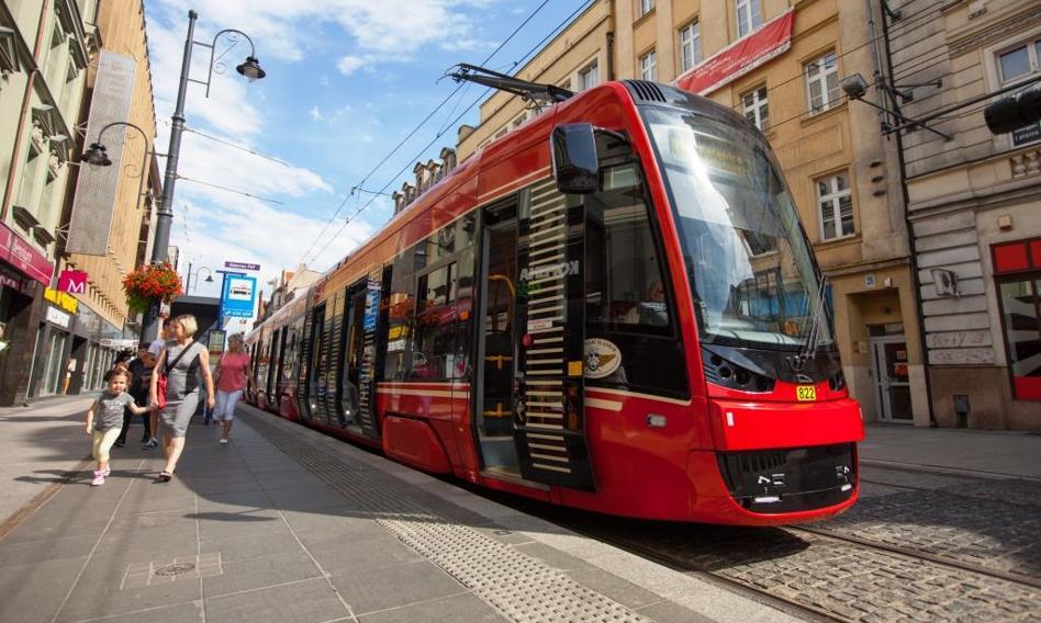 Pesa wygrała przetarg na dostawę tramwajów dla Koszyc