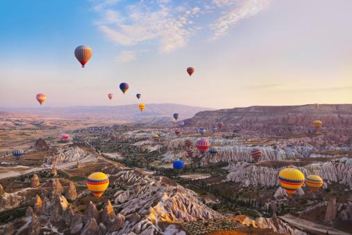 lot balonem kapadocja